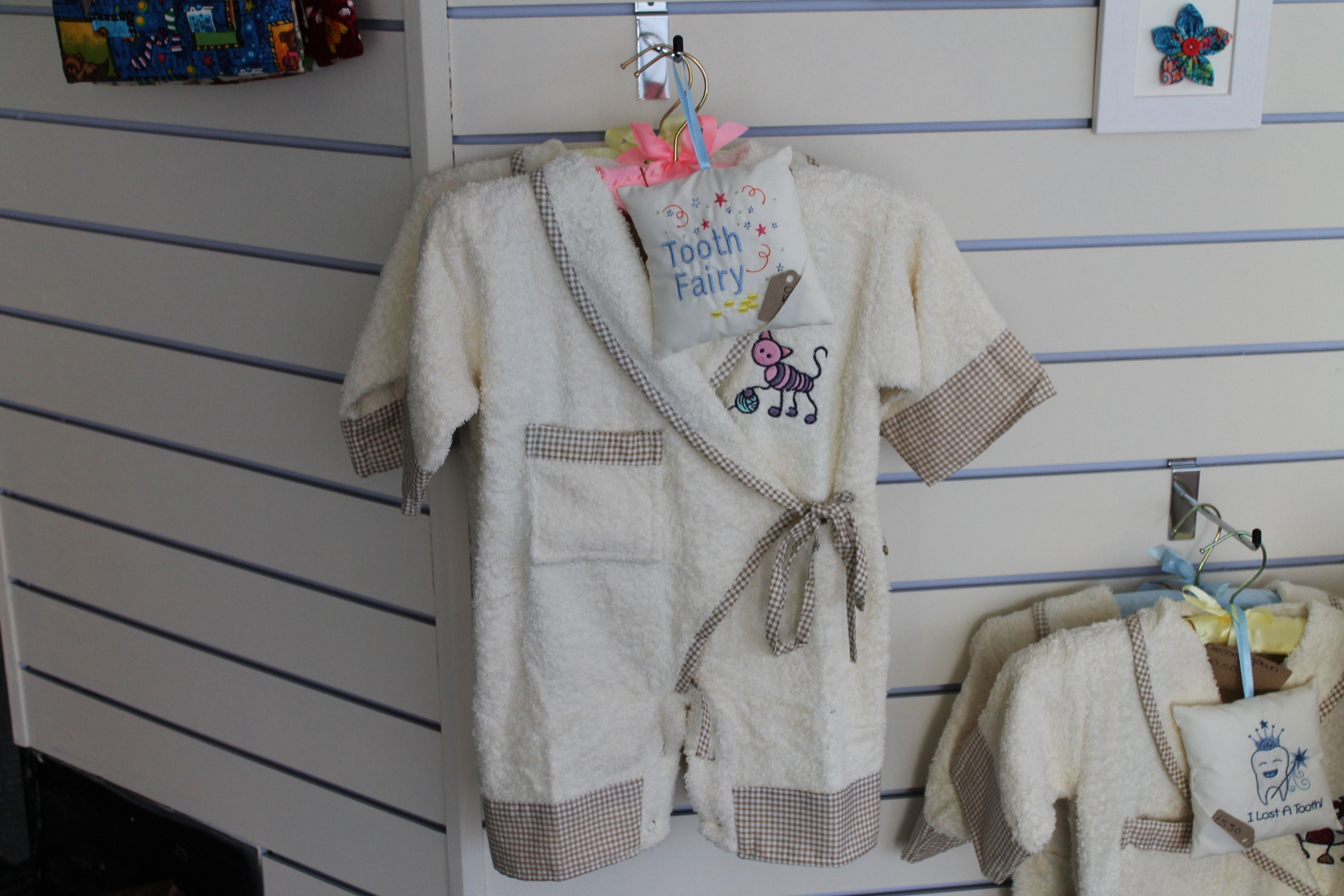 so cute, baby dressing gowns