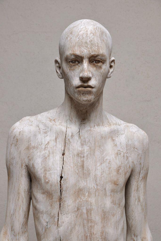 Bruno Walpoth : bruno, walpoth, Bruno, Walpoth, Sculpture,, Portrait, Sculpture