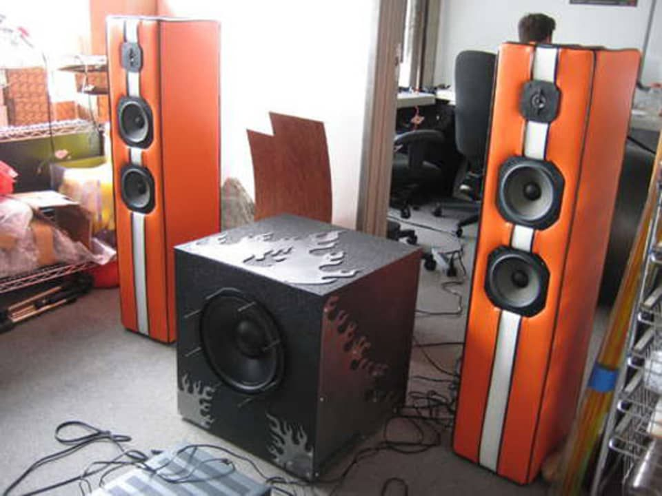 Diy Project How To Build Custom Speaker Cabinets Speaker