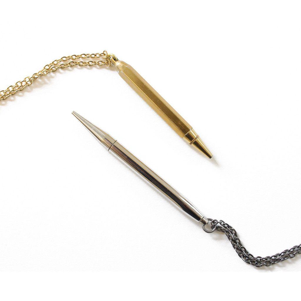 Vintage Pencil Necklaces