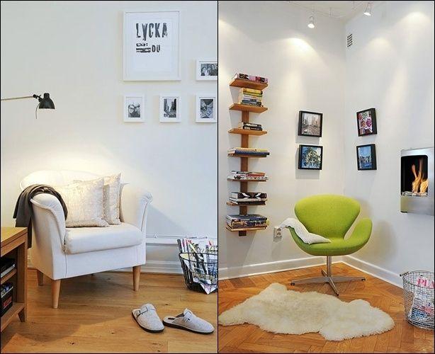Reading Corner Decorating Ideas