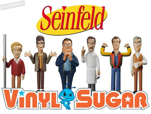 Vinyl Idolz: Seinfeld - Available in July