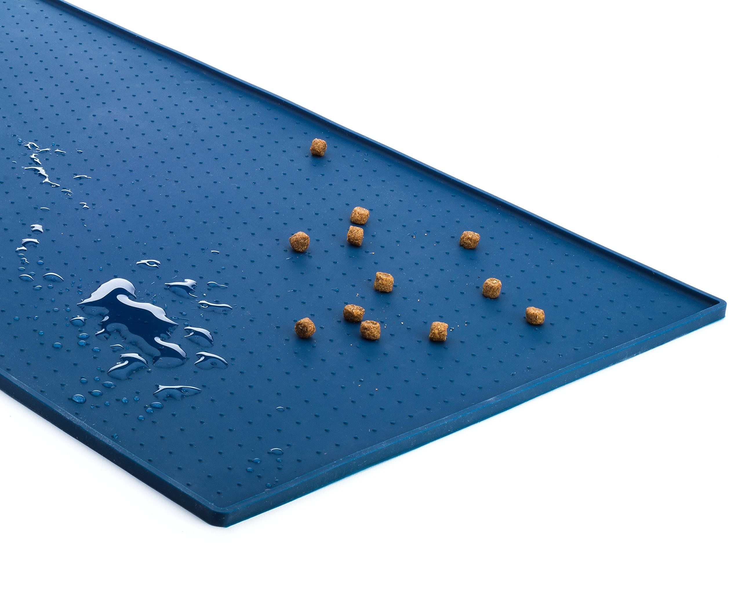 free s grade bpa peanuts floors x mr and flexible from your pet clean feeding to mat easy silicone premium fda protects food itm peanut