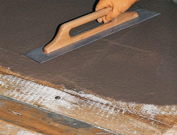 pose carrelage sur plancher bois | Plancher bois, Poser du carrelage, Plancher