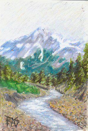 Gallery Pastel Landscape Landscape Paintings Painting
