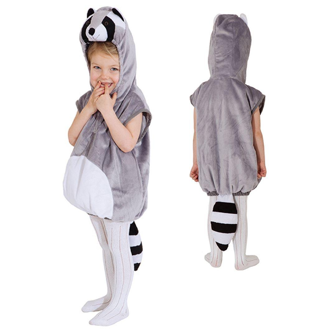 kostüm süßer waschbär für kinder | karneval | pinterest, Hause ideen