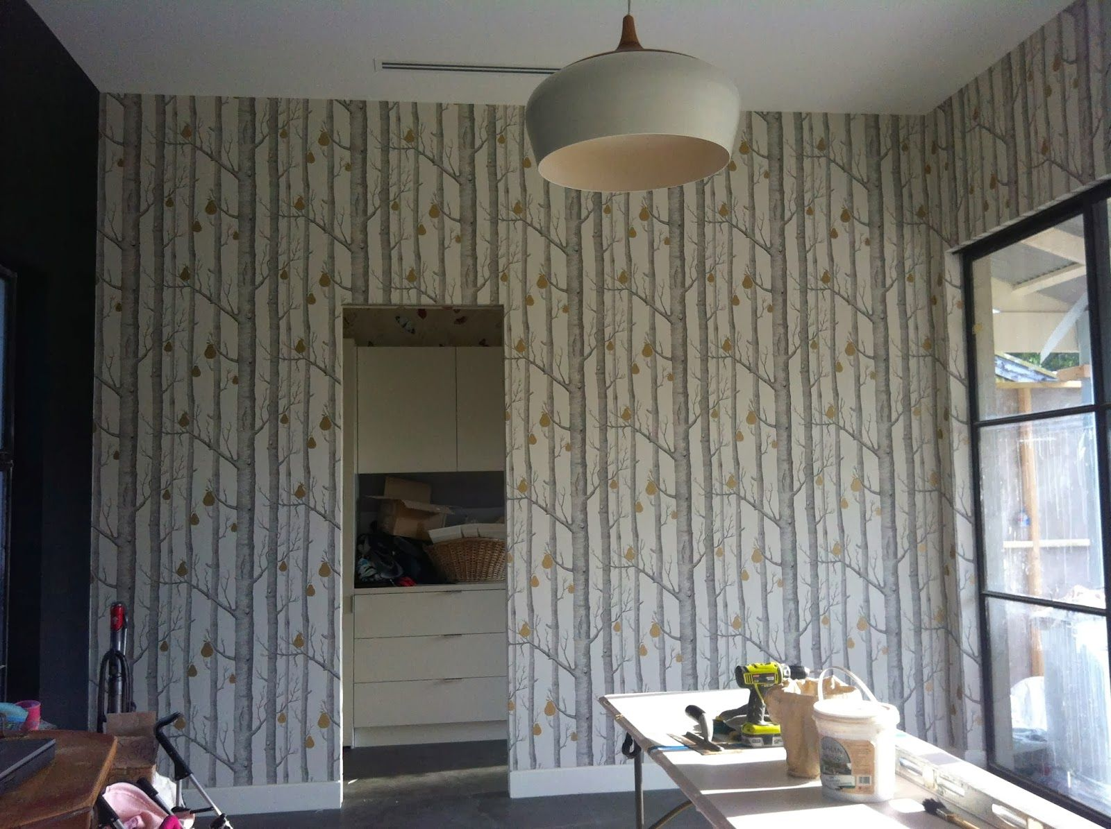 Woods & Pears Cole & Son wallpapers Ways with Woods