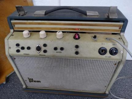 SUPREM Gitarrenverstärker Röhrenverstärker Tube Amp 50er