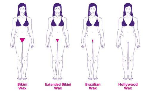 Bikini Waxing Styles Bodyhonee Bikini Wax Styles Shaving Bikini Area Bikini Shaving