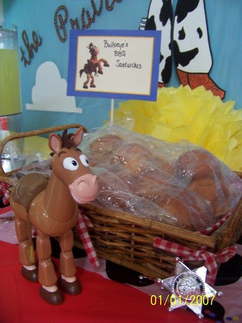 Cowboy Cowgirl Toy Story Woody And Jessie Birthday Party Ideas Photo 7 Of 32 Woody And Jessie Cowgirl Party Toy Story Party