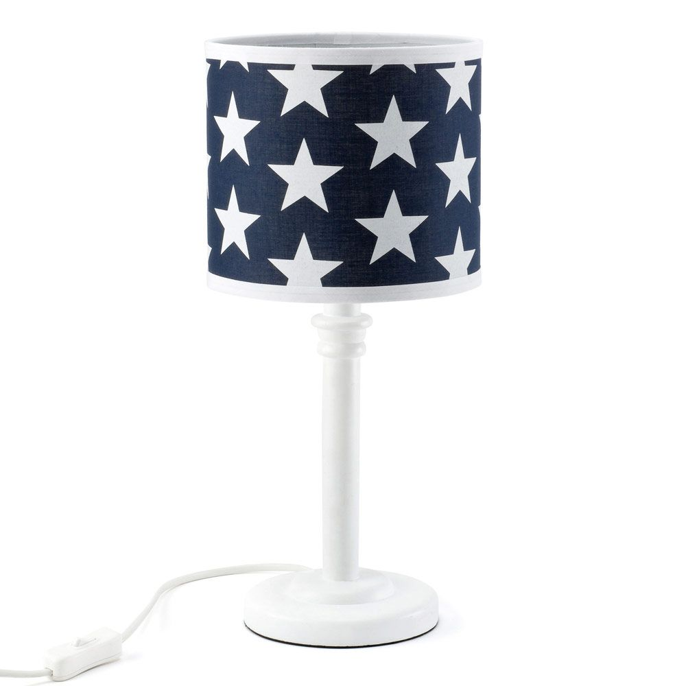 Lamps For Bedrooms Decorative Ceiling Shade Navy Star Lighting Lamps Bedding