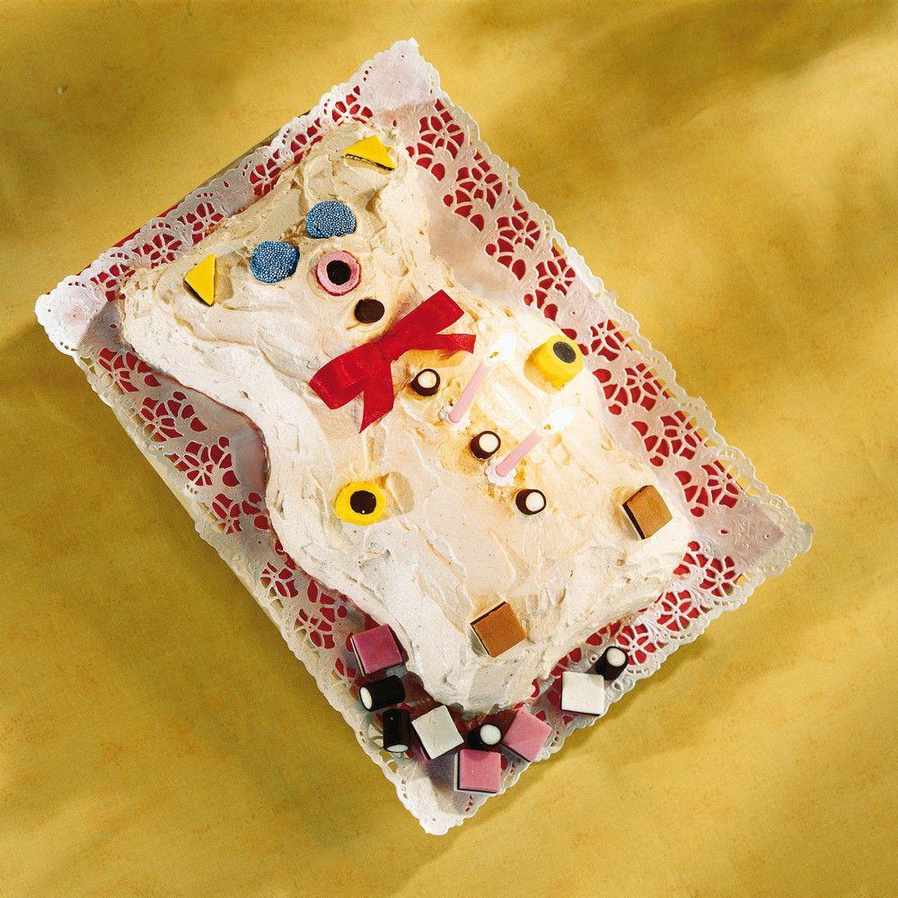 Lasten syntymäpäiväkakku | K-ruoka #lastenkutsut