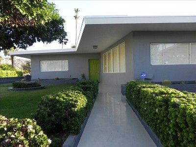 mid century modern home exterior paint colors - Google Search ...