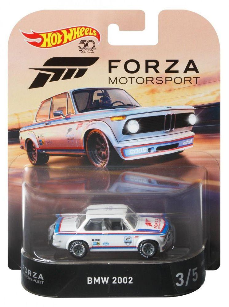Hot Wheels Forza Motorsport Bmw 2002