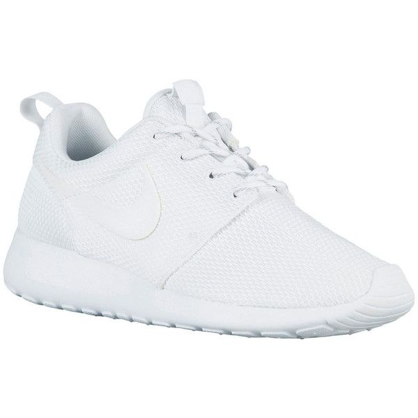380140dd85e7b Nike Roshe One Shoes White White Bedazzled With Authentic Swarovski...  ( 150)