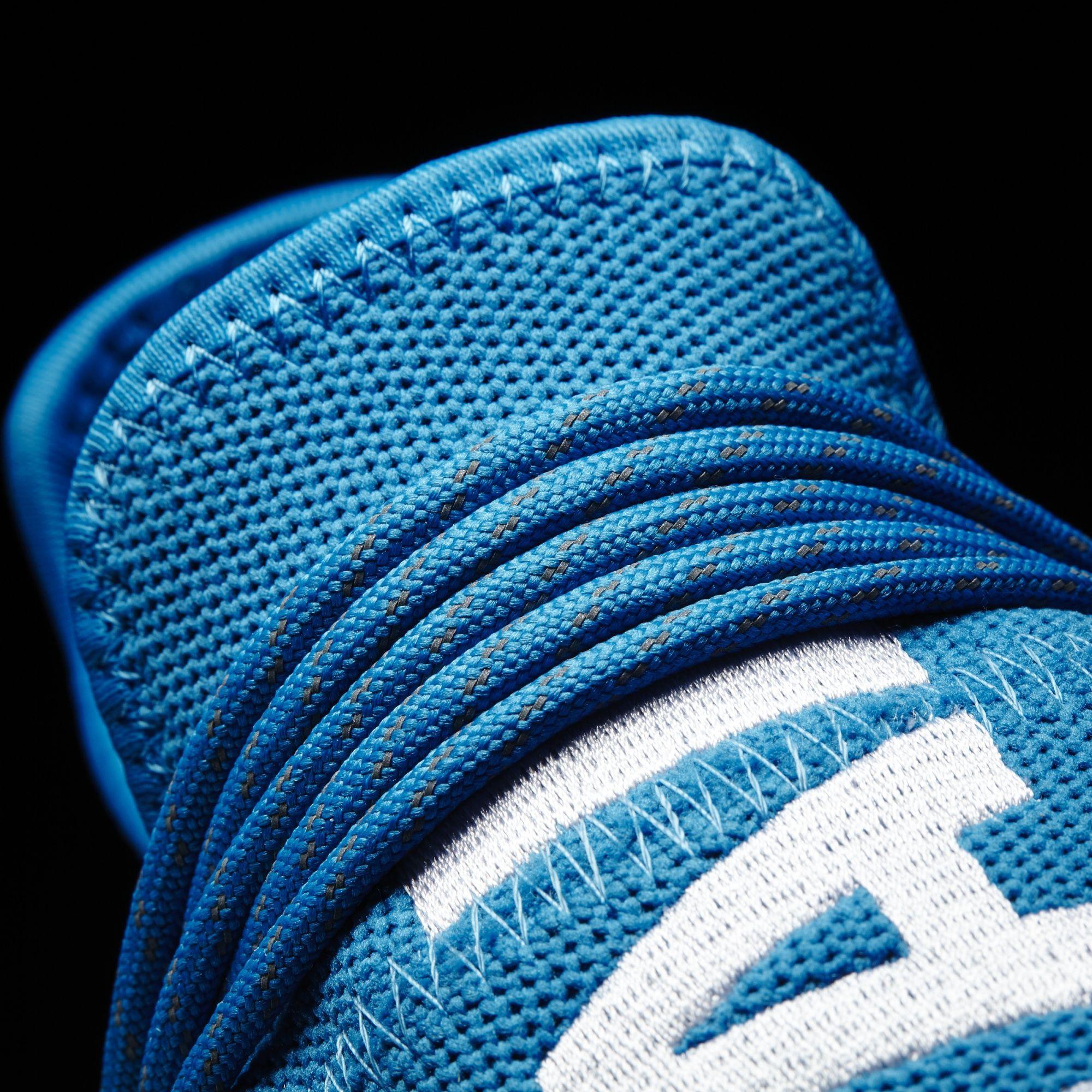 Blue Pharrell adidas NMD Human Race Lace  9fe42af18b