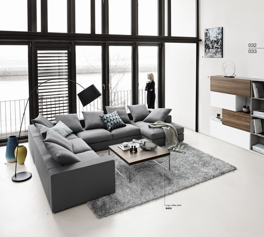 boconcept cenova corner sofa boconcept inspiration board. Black Bedroom Furniture Sets. Home Design Ideas