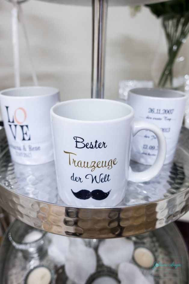 tasse bester trauzeuge der welt tolles geschenk f r euren engagement ring mugs. Black Bedroom Furniture Sets. Home Design Ideas