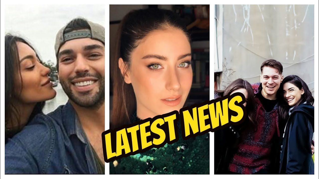 The Latest Turkish Celebrity News And Hot Celeb Gossip In 2020 Celebrity News Gossip Entertainment News Celebrities Celebrity News