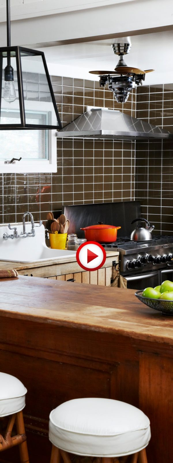 Feng Shui Kitchen Paint Colors Pictures Ideas From Hgtv: Get Good Kitchen Feng Shui Video #FengShui, #cooking