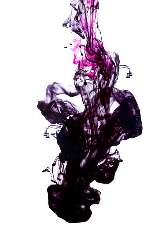 Inks And Water By Natalie Lines Via Behance Ink In Water Cellphone Wallpaper Iphone Background