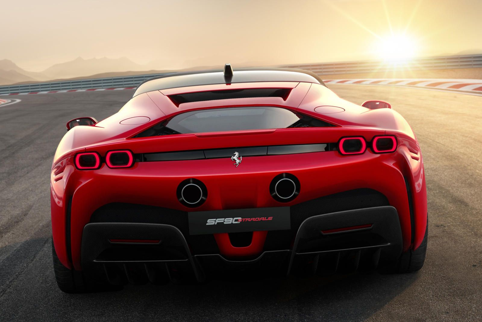 Ferrari Reminds The World Why It Builds The Best Supercars Today S Example The Sf90 Stradale In 2020 New Ferrari Ferrari Laferrari Sports Car