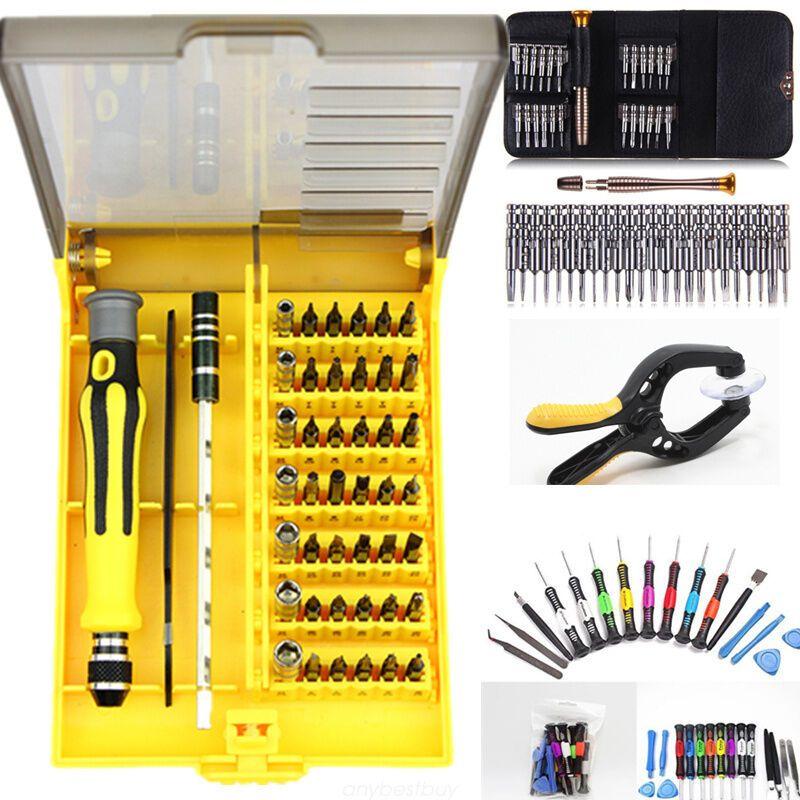 Details about smart phone repair tools kit 162545 in 1