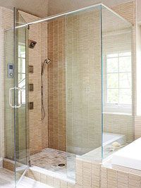 Glass Showers With Images Glass Shower Bathroom Shower Design