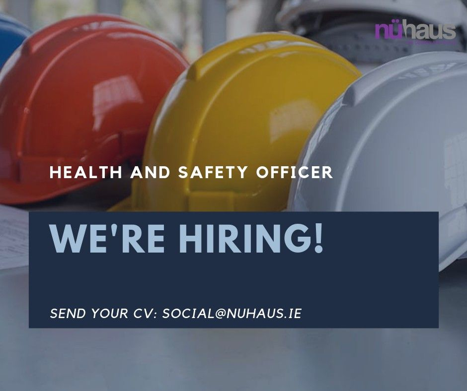 We are hiring for Health And Safety Officer Join Our Fantastic ...