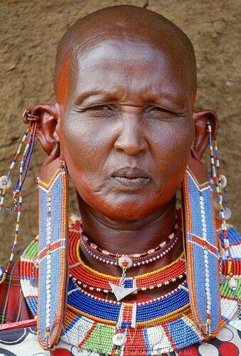 - Tribu Massai , Kenia ./tcc/