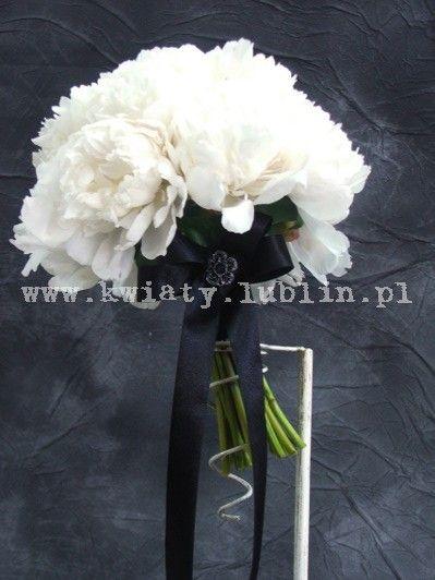 Gozdziki Biale Bukiet Slubny Szukaj W Google Flowers Crown Plants