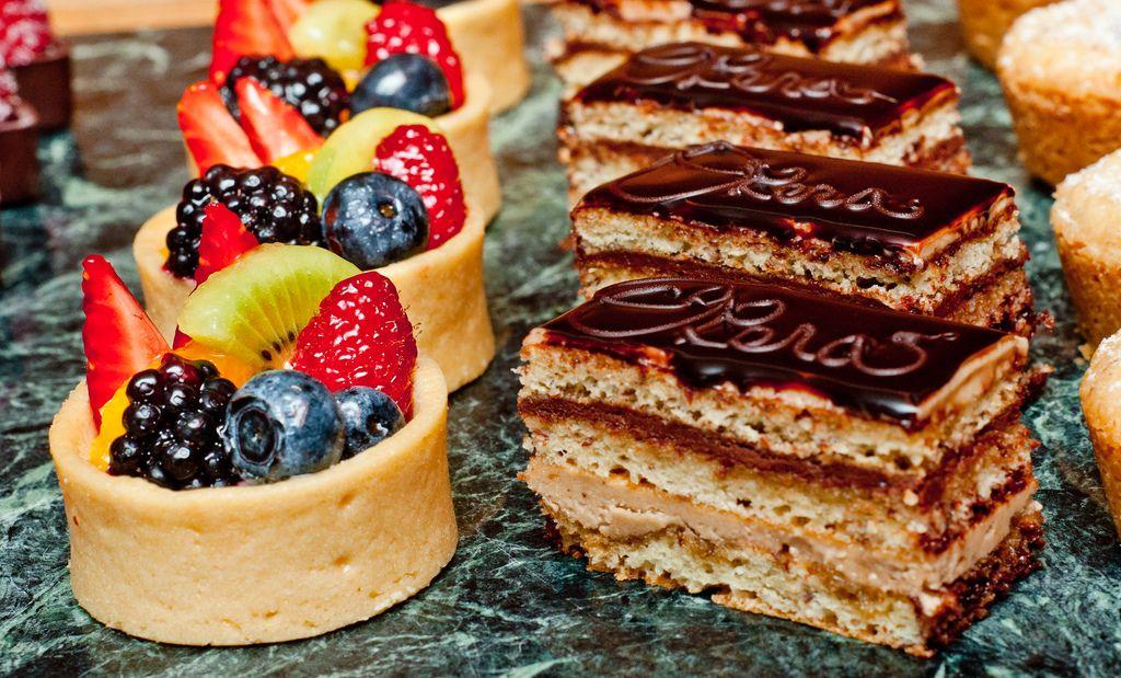 Bakery close ups fresh fruit tart bakery easy bread