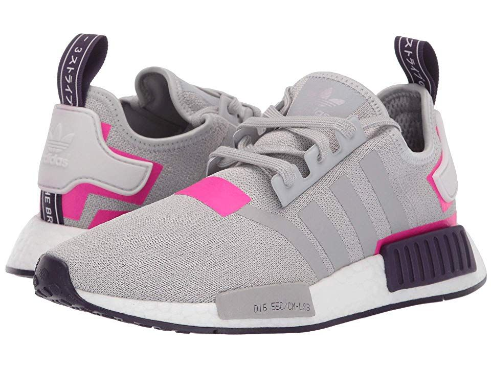 adidas Originals NMD_R1 W Women's Shoes Grey Two F17Grey
