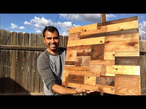 Panel revestimientos de madera youtube revestimiento paredes en 2019 revestimiento madera - Revestimiento madera paredes ...