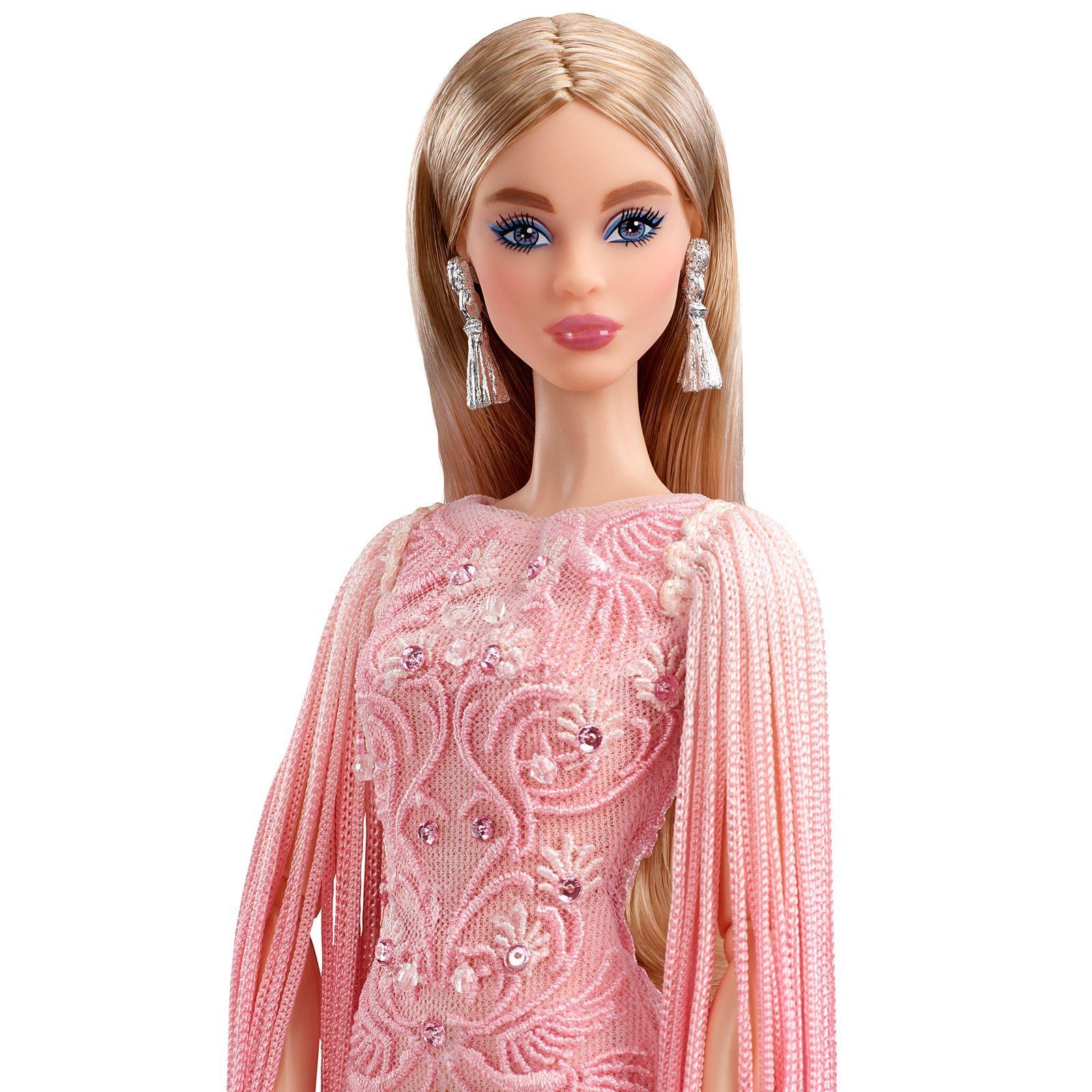 """Gracy-Puppe """"Vanessa"""" mit 3 Kleidern Modepuppe Ankleidepuppe"""