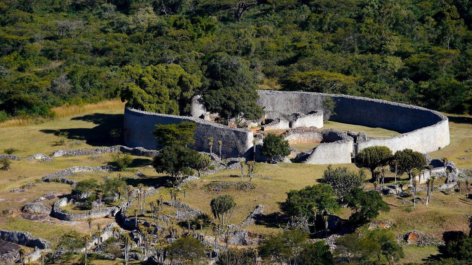 Hasil gambar untuk Great Zimbabwe, Zimbabwe