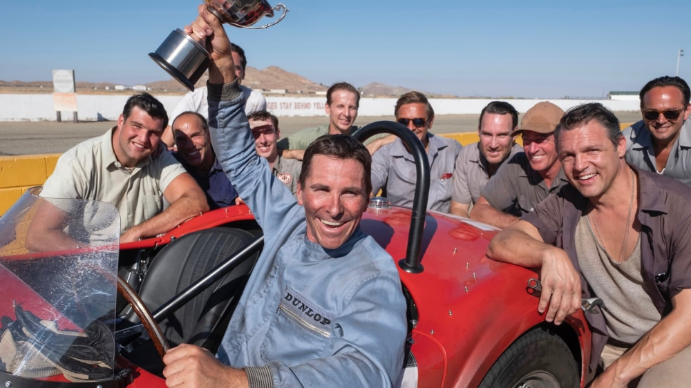 Az Aszfalt Királyai 2019 Teljes Film Videa Filmhdkntl Over Blog Com Christian Bale Ferrari Le Mans