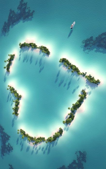 Nature Wallpapers Romantic Island Desktop Hd Wallpaper Download In