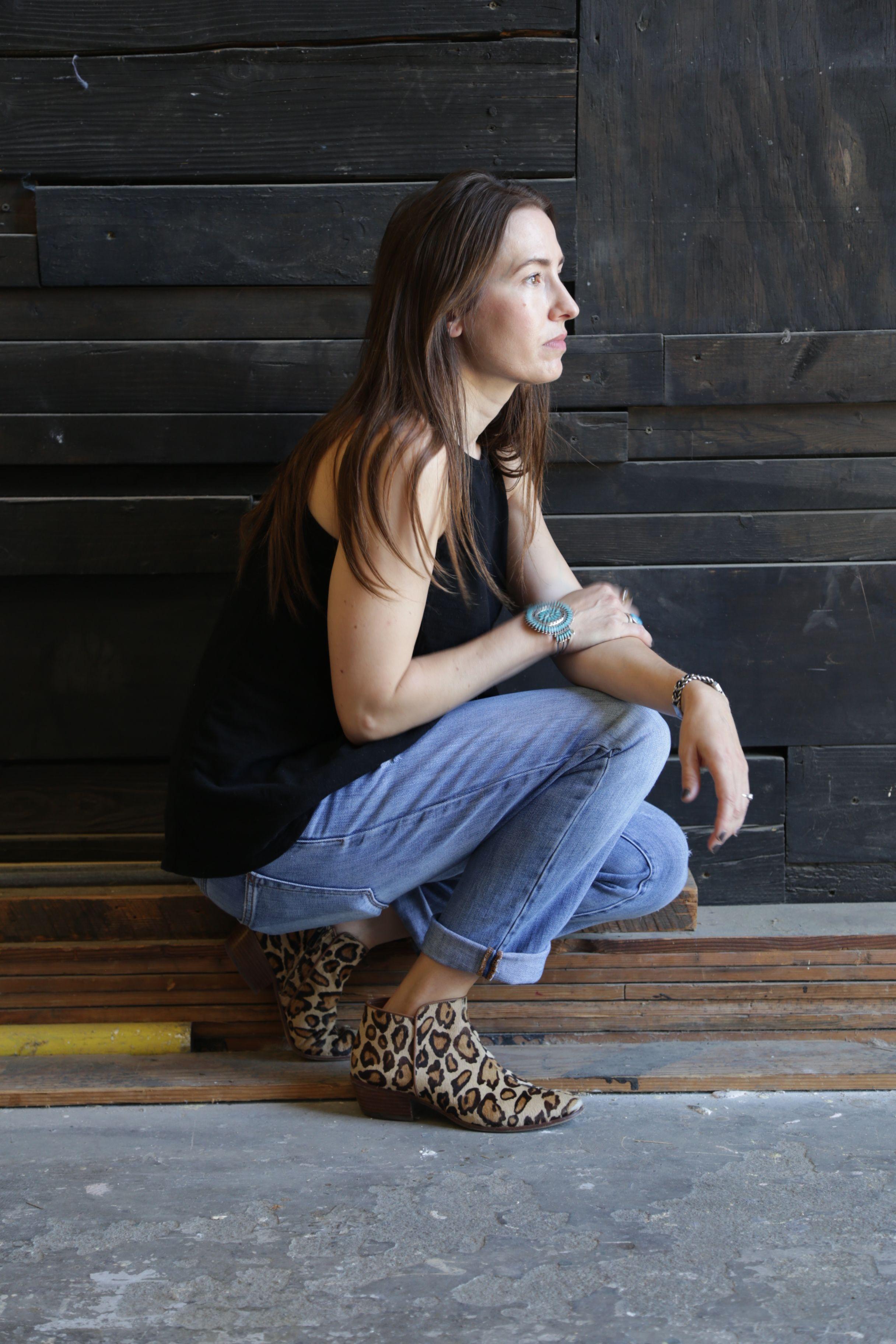Bonnie Matthews, Designer of Blu Pony Vintage