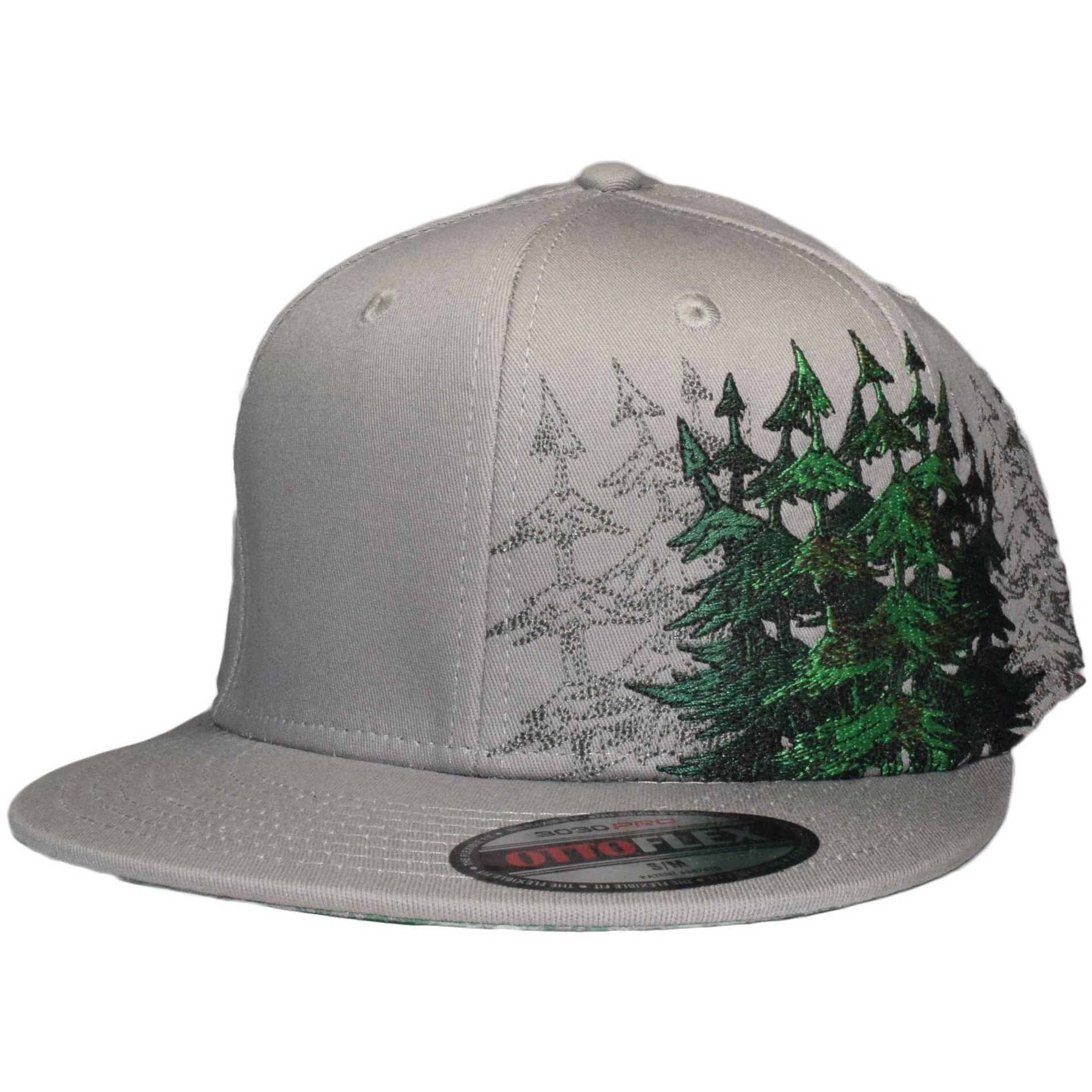 Flat Bill Forrester Otto Custom Hat