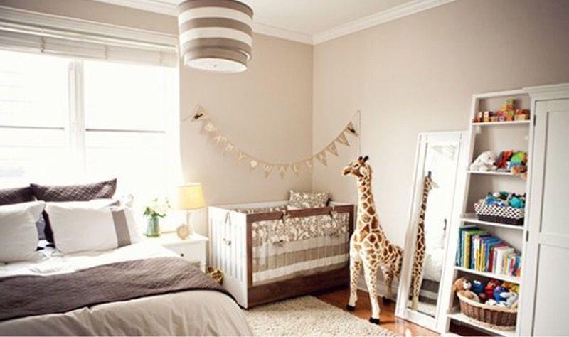 Nurseries In The Master Bedroom Mommy Leos New Room Pinterest