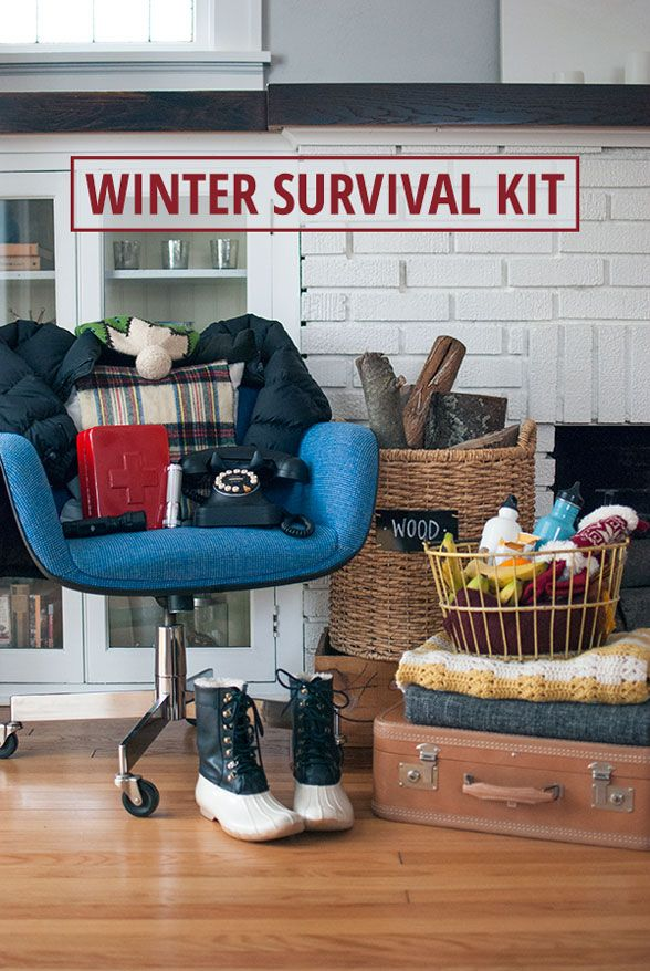 winter survival kit Inspired to Share for The