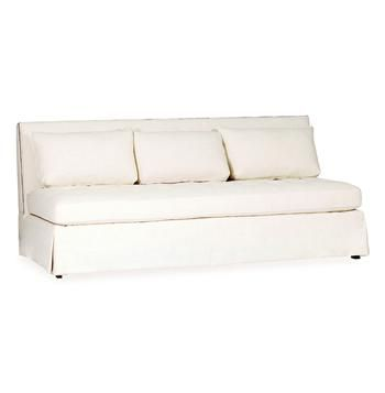 Julia Clic Armless Three Seat Dining Sofa Banquette 2398 But 10 Off With Email Sign Up Kathykuo