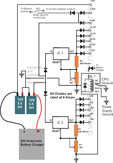 Mini Circuit Projects Timer Circuits Emergency Light Hobby Circuits The Article Details A Simple Transistor Based Circuit Projects Ups Battery Charger Circuit