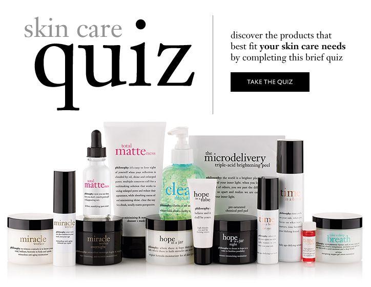 Skincare Quiz Skin Care Quiz Skin Care Skin