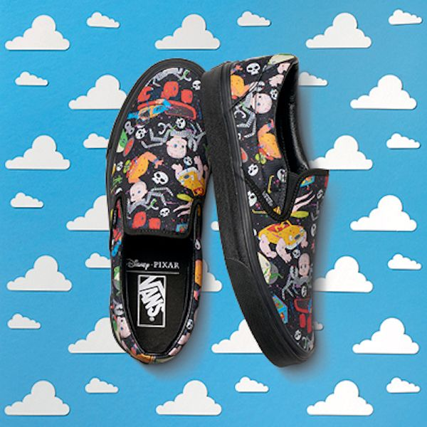 Vans Toy Story negro