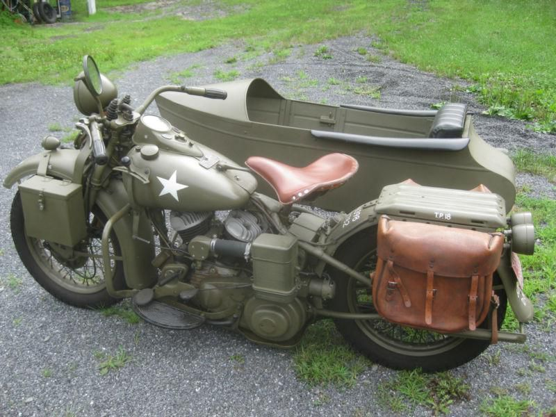 Cool Wwii Era American Motorcycle And Sidecar Photo Rhpinterest: American Motorcycle Sidecars At Cicentre.net