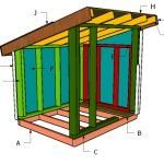 Dog House Plans for Small Dogs MyOutdoorPlans