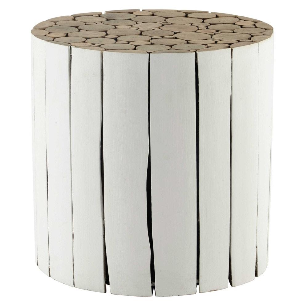 Beistelltisch Didda Aus Holz D 41 Cm Weiss Jetzt Bestellen Unter Https Moebel Ladendirekt De Wohnzimmer Tis Beistelltisch Beistelltische Beistelltisch Holz