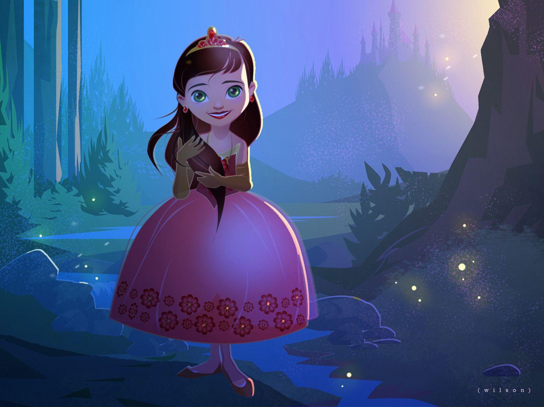 Enchanted Fairy Princess Salon and Spa, Jonathan Wilson on